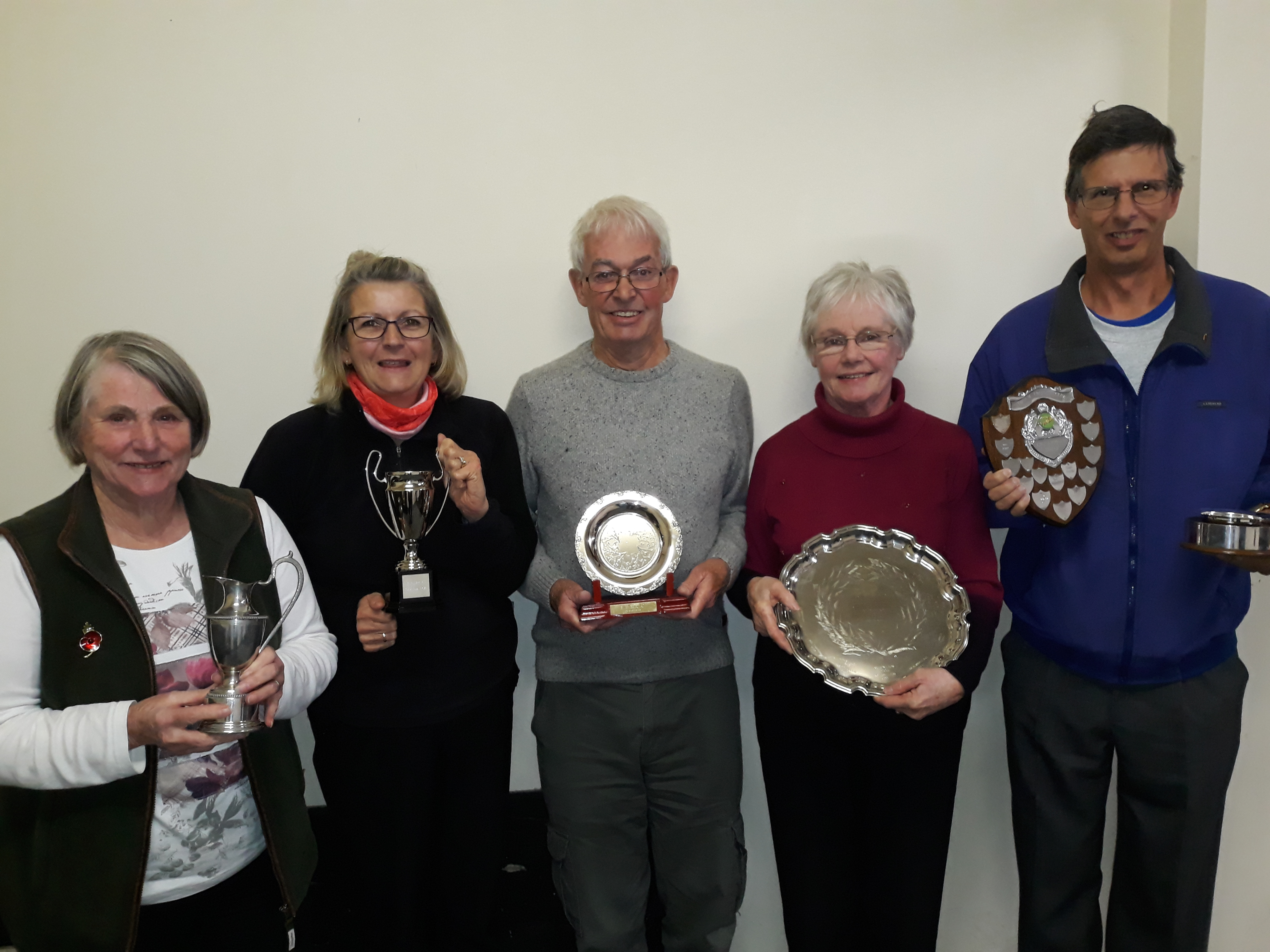 2018 FEMCC Trophy winners